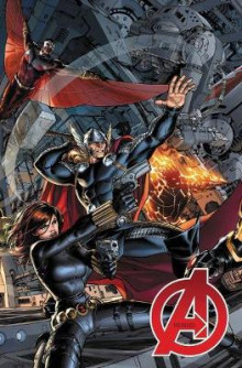 Avengers By Jonathan Hickman: The Complete Collection Vol. 1 av Jonathan Hickman (Heftet)