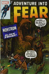 Adventures Into Fear Omnibus av Mike Friedrich, Stan Lee og Larry Lieber (Innbundet)