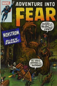 Adventures Into Fear Omnibus av Stan Lee, Larry Lieber og Mike Friedrich (Innbundet)