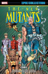 Omslag - New Mutants Epic Collection: Cable