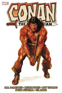 Conan The Barbarian: The Original Marvel Years Omnibus Vol. 5 av Len Wein og J.M. DeMatteis (Innbundet)