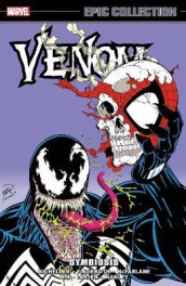 Venom Epic Collection: Symbiosis av Tom DeFalco, Danny Fingeroth og David Michelinie (Heftet)