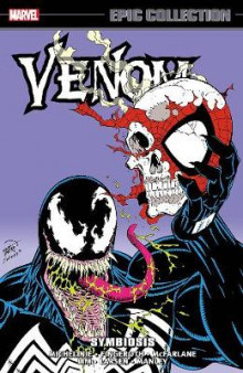 Venom Epic Collection: Symbiosis av Tom DeFalco, David Michelinie og Danny Fingeroth (Heftet)