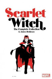 Scarlet Witch By James Robinson: The Complete Collection av James Robinson (Heftet)