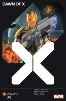Dawn Of X Vol. 9 av Jonathan Hickman, Gerry Duggan og Benjamin Percy (Heftet)