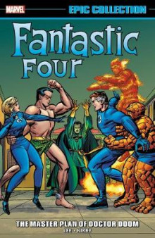 Fantastic Four Epic Collection: The Master Plan Of Doctor Doom av Stan Lee (Heftet)