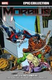 Morbius Epic Collection: The Living Vampire av Gerry Conway, Don McGregor og Roy Thomas (Heftet)