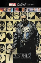 Punisher: Welcome Back, Frank Marvel Select av Garth Ennis (Innbundet)