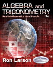 Algebra and Trigonometry av Ron Larson (Innbundet)