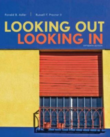 Looking Out, Looking in av Ronald Adler og Russell F. Proctor (Heftet)