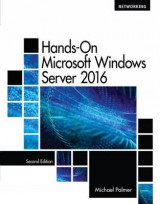 Omslag - Hands-On Microsoft (R) Windows (R) Server 2016