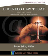 Omslag - Business Law Today, Comprehensive