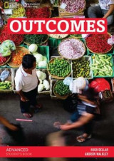 Omslag - Outcomes (2nd ed) - Advanced - Student's Book with Access Code and Class DVD