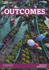 Omslag - Outcomes (2nd ed) - Elementary - Student's Book with Access Code and Class DVD