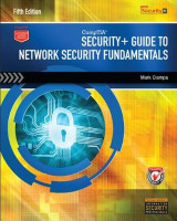 Omslag - CompTIA Security+ Guide to Network Security Fundamentals (with CertBlaster Printed Access Card)