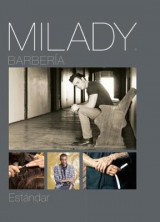 Omslag - Spanish Translated Milady Standard Barbering
