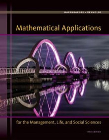 Mathematical Applications for the Management, Life, and Social Sciences av Ronald J. Harshbarger og James J. Reynolds (Innbundet)