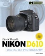 Omslag - David Buschs Nikon D610 Guideto Digital SLR Photography