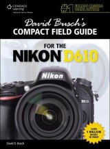 Omslag - David Busch's Compact Field Guide for the Nikon D610