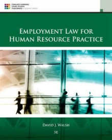 Employment Law for Human Resource Practice av David Walsh (Innbundet)