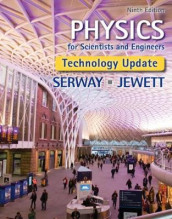 Physics for Scientists and Engineers, Technology Update av John Jewett og Raymond Serway (Innbundet)