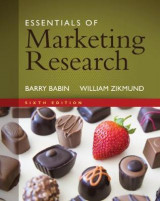 Omslag - Essentials of Marketing Research (with Qualtrics, 1 term (6 months) Printed Access Card)