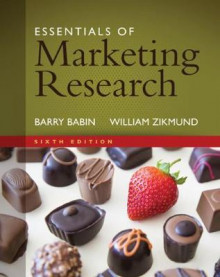 Essentials of Marketing Research (with Qualtrics, 1 term (6 months) Printed Access Card) av Barry Babin og William Zikmund (Blandet mediaprodukt)