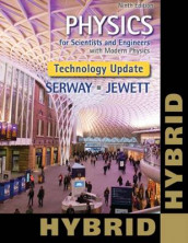 Physics for Scientists and Engineers with Modern, Revised Hybrid (with Enhanced WebAssign Printed Access Card for Physics, Multi-Term Courses) av John Jewett og Raymond Serway (Blandet mediaprodukt)