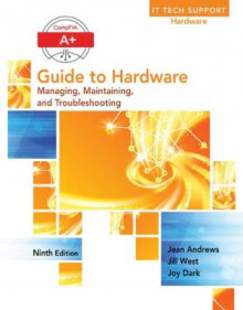A+ Guide to Hardware av Jean Andrews (Blandet mediaprodukt)