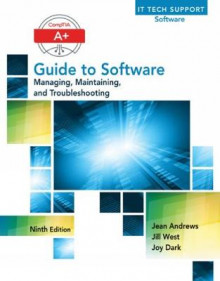 A+ Guide to Software av Jean Andrews (Blandet mediaprodukt)