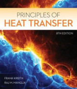 Omslag - Principles of Heat Transfer