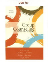 Omslag - DVD for Jacobs/Schimmel/Masson/Harvill's Group Counseling: Strategies and Skills, 8th