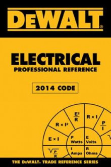Dewalt(R) Electrical Professional Reference, 2014 Edition av Paul Rosenberg (Heftet)