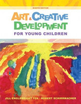Omslag - Art and Creative Development for Young Children, Loose-Leaf Version