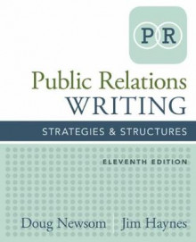 Public Relations Writing av Jim Haynes og Doug Newsom (Heftet)
