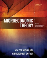 Omslag - Microeconomic Theory