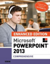 Enhanced Microsoft (R)PowerPoint (R) 2013 av Susan Sebok (Heftet)