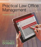 Omslag - Practical Law Office Management