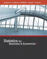 Omslag - Statistics for Business & Economics