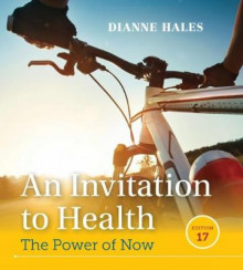 An Invitation to Health av Dianne Hales (Heftet)