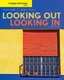Cengage Advantage Books: Looking Out, Looking in av Ronald Adler og Russell F. Proctor (Heftet)