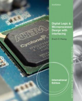 Omslag - Digital Logic and Microprocessor Design with Interfacing, International Edition