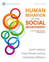 Omslag - Empowerment Series: Human Behavior in the Social Environment