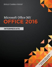 Shelly Cashman Series Microsoft (R)Office 365 & Office 2016 av Steven Freund, Philip Pratt, Susan Sebok og Misty Vermaat (Heftet)