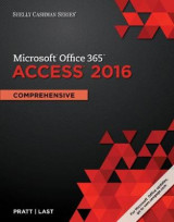 Omslag - Shelly Cashman Series Microsof Office 365 & Access 2016