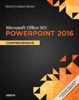 Omslag - Shelly Cashman Series (R) Microsoft (R) Office 365 & PowerPoint 2016