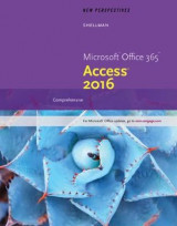Omslag - New Perspectives Microsoft Office 365 & Access 2016