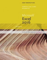 Omslag - New Perspectives Microsoft Office 365 & Excel 2016