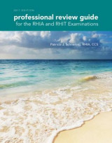 Omslag - Professional Review Guide for the RHIA and RHIT Examinations 2017