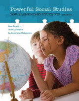 Omslag - Powerful Social Studies for Elementary Students